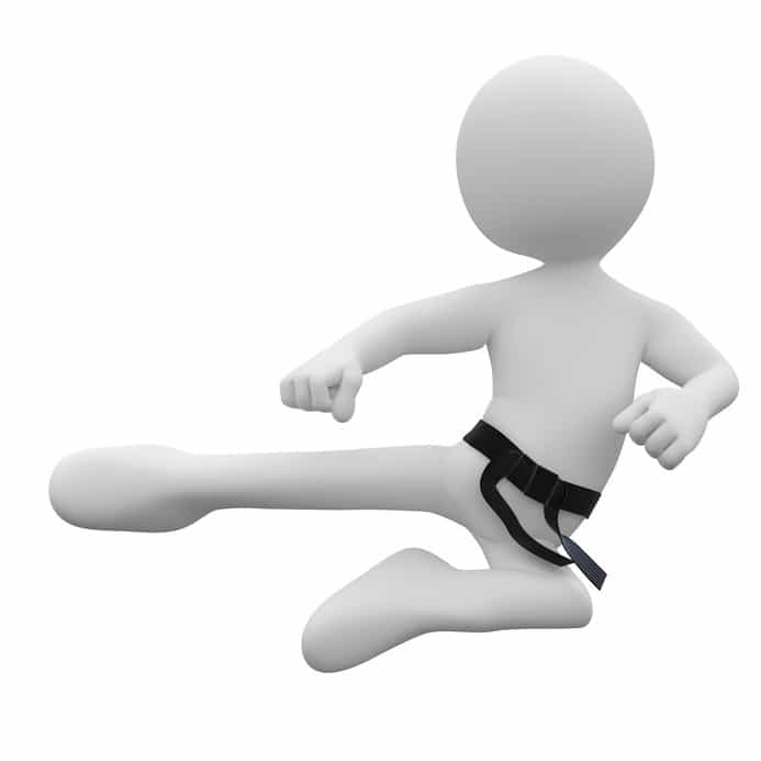 In der Kampfkünste-Ausbildung hat das Erreichen von Charakterstärke und Selbstvertrauen die höchste Priorität.