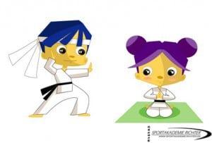 Kampfkunst für Kindergartenkinder in Kamp-Lintfort