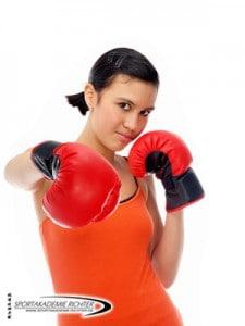 Kickboxen für Kinder im Power Kids Kurs
