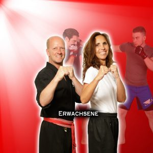 Kampfsport Erwachsene